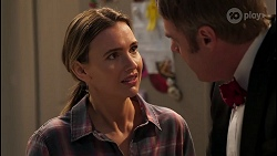Amy Williams, Gary Canning in Neighbours Episode 8073