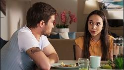 Ned Willis, Imogen Willis in Neighbours Episode 8073