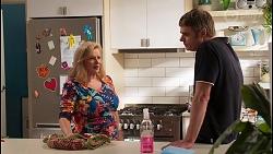 Sheila Canning, Gary Canning in Neighbours Episode 8073