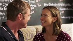 Gary Canning, Amy Williams in Neighbours Episode 8073