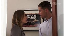 Piper Willis, Tyler Brennan in Neighbours Episode 8073
