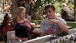 Sheila Canning, Kyle Canning in Neighbours Episode 8074