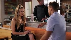 Chloe Brennan, Aaron Brennan in Neighbours Episode 8075