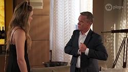 Chloe Brennan, Paul Robinson in Neighbours Episode 8075