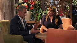 Paul Robinson, Terese Willis in Neighbours Episode 8075