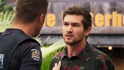 Mark Brennan, Ned Willis in Neighbours Episode 8075