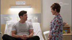 Finn Kelly, Susan Kennedy in Neighbours Episode 8076