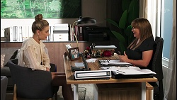 Chloe Brennan, Terese Willis in Neighbours Episode 8076
