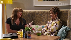 Terese Willis, Susan Kennedy in Neighbours Episode 8076