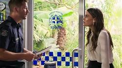 in Neighbours Episode 8077