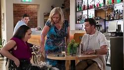 Imogen Willis, Sheila Canning, Shaun Watkins in Neighbours Episode 8077