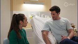 Imogen Willis, Finn Kelly in Neighbours Episode 8078