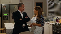 Paul Robinson, Terese Willis in Neighbours Episode 8080