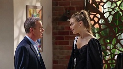 Paul Robinson, Chloe Brennan in Neighbours Episode 8080