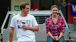 Kyle Canning, Amy Williams in Neighbours Episode 8080