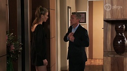 Chloe Brennan, Paul Robinson in Neighbours Episode 8081
