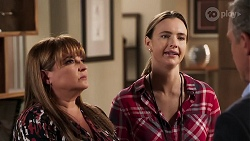 Terese Willis, Amy Williams, Paul Robinson in Neighbours Episode 8081
