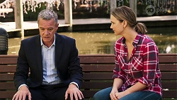 Paul Robinson, Amy Williams in Neighbours Episode 8081
