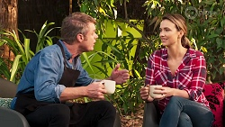 Gary Canning, Amy Williams in Neighbours Episode 8081