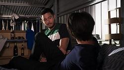 David Tanaka, Leo Tanaka in Neighbours Episode 8081
