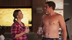 Amy Williams, Kyle Canning in Neighbours Episode 8081