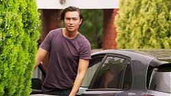 Leo Tanaka in Neighbours Episode 8081