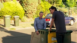 Paul Robinson, Leo Tanaka in Neighbours Episode 8082