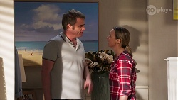 Gary Canning, Amy Williams in Neighbours Episode 8082