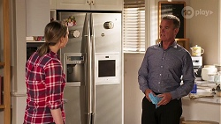 Amy Williams, Paul Robinson in Neighbours Episode 8082