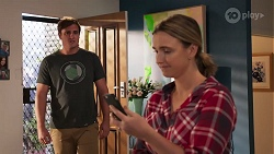 Kyle Canning, Amy Williams in Neighbours Episode 8082