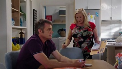 Gary Canning, Sheila Canning in Neighbours Episode 8086