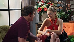 Kyle Canning, Chloe Brennan in Neighbours Episode 8086