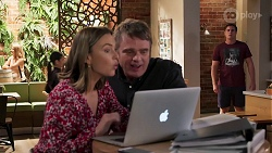 Amy Williams, Gary Canning in Neighbours Episode 8087
