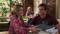 Amy Williams, Kyle Canning in Neighbours Episode 8087