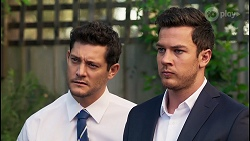 Finn Kelly, Shaun Watkins in Neighbours Episode 8088