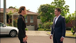 Elly Brennan, Shaun Watkins in Neighbours Episode 8088