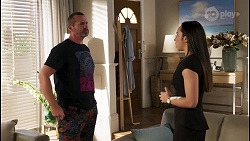 Toadie Rebecchi, Imogen Willis in Neighbours Episode 8088