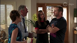 Susan Kennedy, Karl Kennedy, Bea Nilsson, Toadie Rebecchi in Neighbours Episode 8088