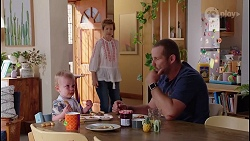 Hugo Somers, Susan Kennedy, Toadie Rebecchi in Neighbours Episode 8089