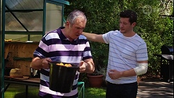 Karl Kennedy, Finn Kelly in Neighbours Episode 8089