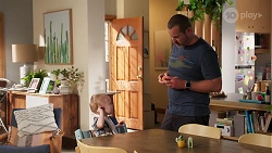 Hugo Somers, Toadie Rebecchi in Neighbours Episode 8090