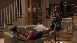 Ned Willis, Terese Willis in Neighbours Episode 8090