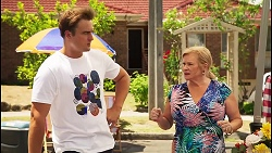 Kyle Canning, Sheila Canning in Neighbours Episode 8091