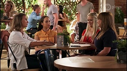 Gemma Willis, Imogen Willis, Roxy Willis, Terese Willis in Neighbours Episode 8091