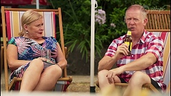 Sheila Canning, Clive Gibbons in Neighbours Episode 8091