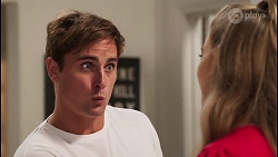 Kyle Canning, Chloe Brennan in Neighbours Episode 8091