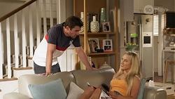 in Neighbours Episode 8092