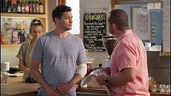 Finn Kelly, Toadie Rebecchi in Neighbours Episode 8093