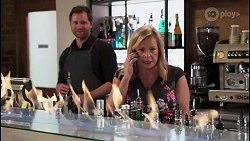 Shane Rebecchi, Sheila Canning in Neighbours Episode 8093