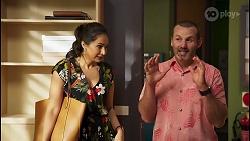 Dipi Rebecchi, Toadie Rebecchi in Neighbours Episode 8094